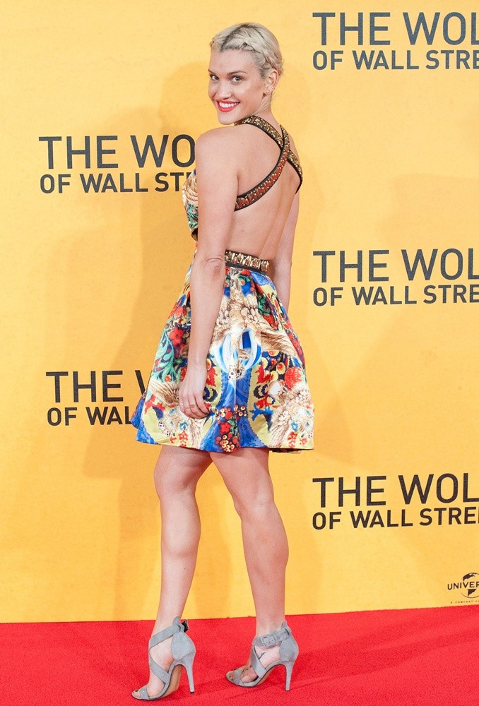 Ashley Roberts<br>The Wolf of Wall Street U.K. Premiere