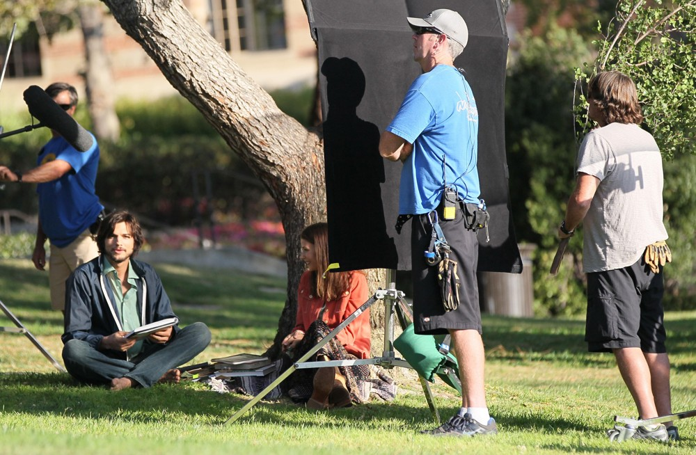 On The Set of Movie Jobs