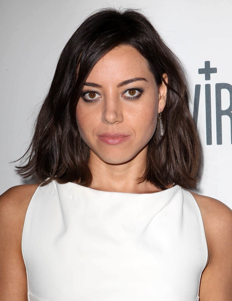 Aubrey Plaza<br>Broadcast Television Journalists Association's 3rd Annual Critics' Choice Television Awards