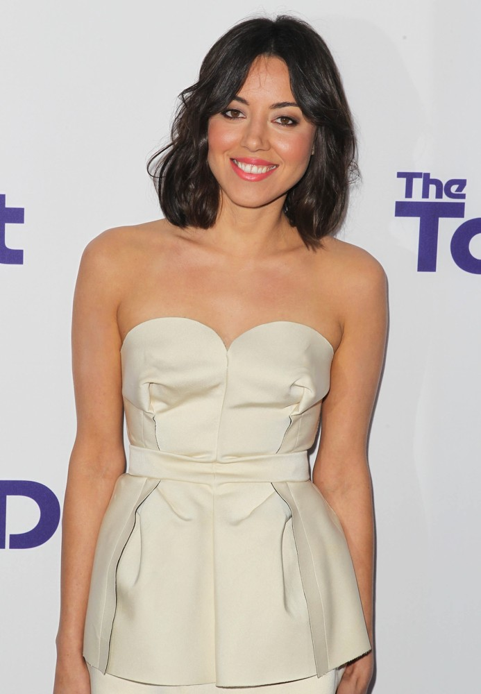 Aubrey Plaza<br>Los Angeles Premiere of The To Do List