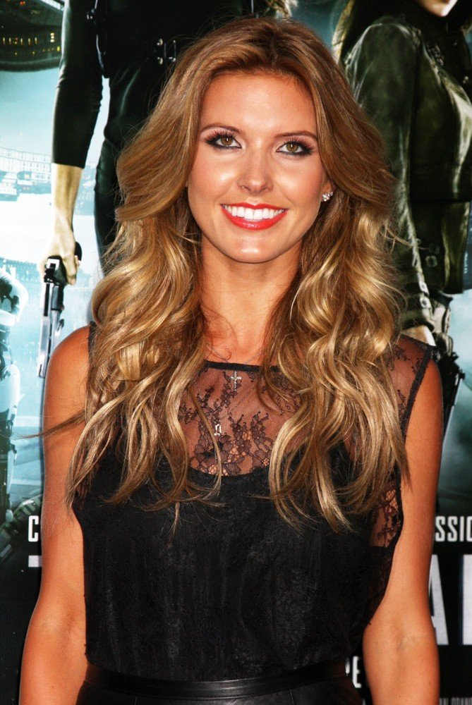 Audrina Patridge<br>Los Angeles Premiere of Total Recall