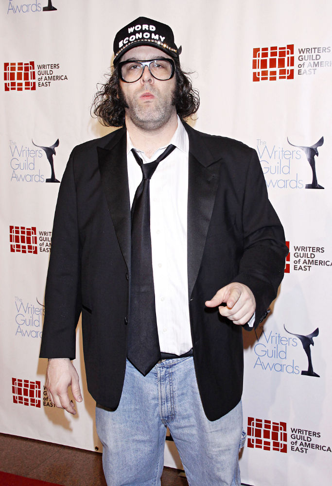 Judah Friedlander<br>The 63rd Annual Writers Guild Awards - Arrivals