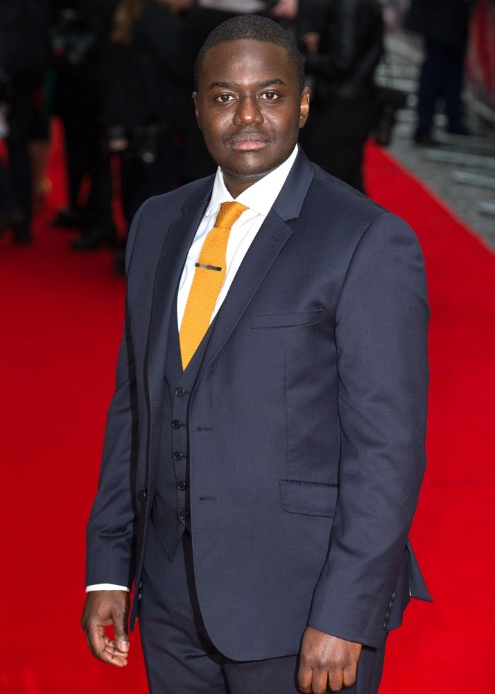 Babou Ceesay<br>The UK Premiere of Eye in the Sky - Arrivals