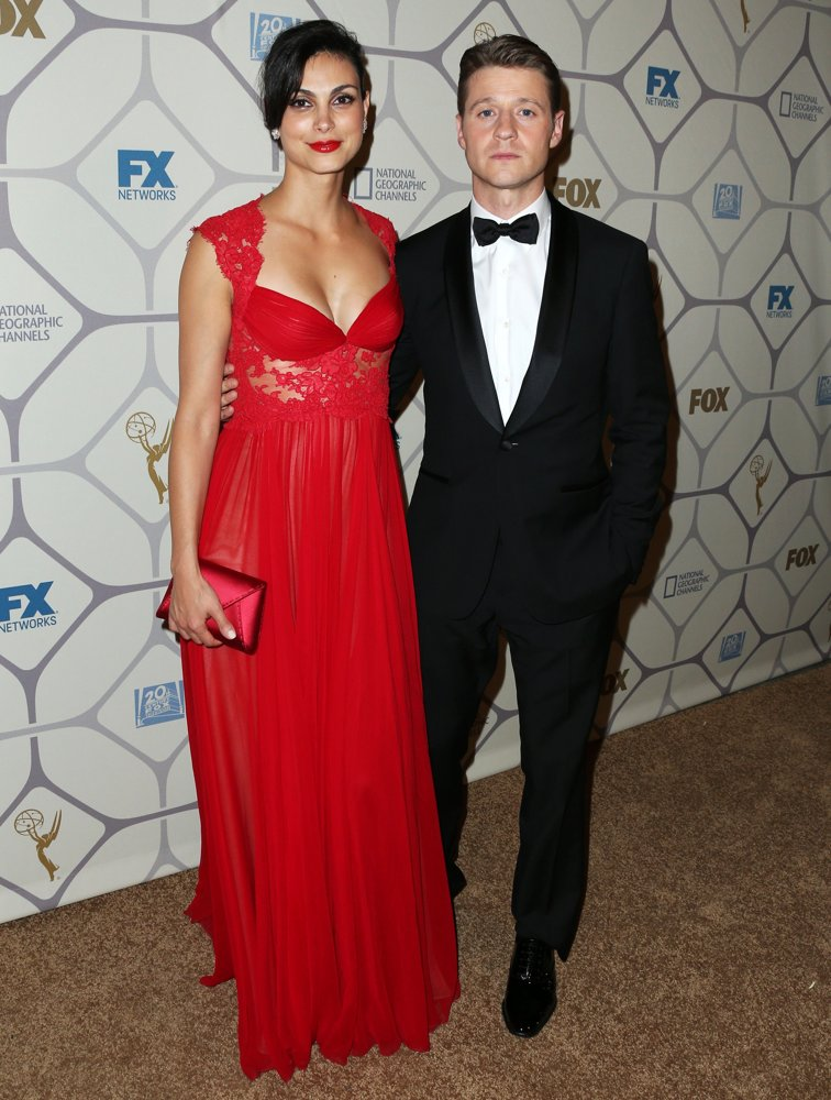 Morena Baccarin, Benjamin McKenzie<br>67th Primetime Emmy Awards Fox After Party