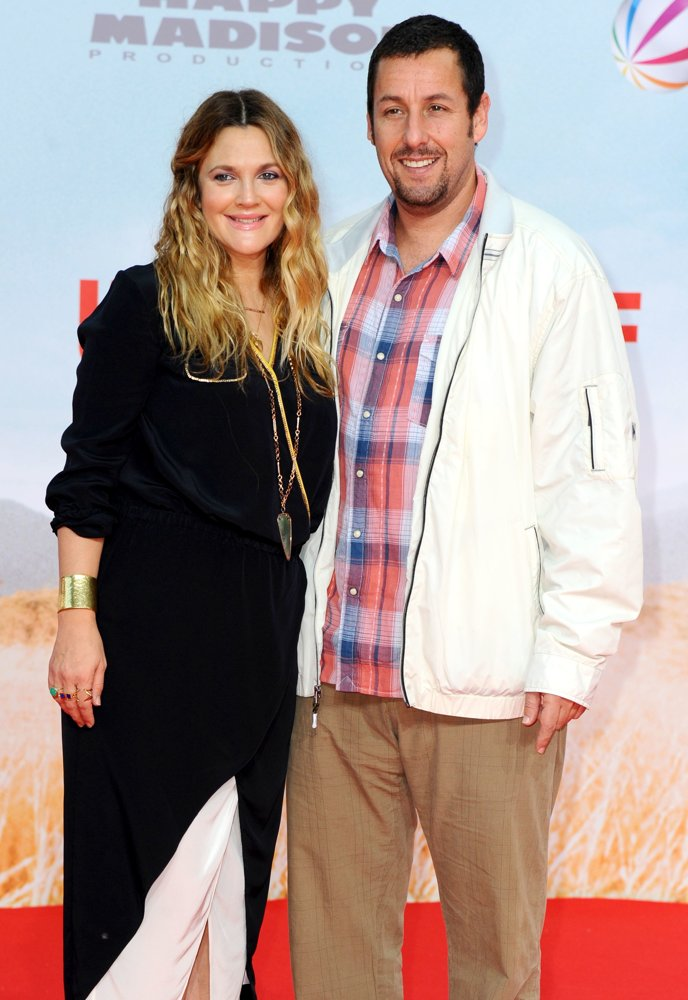 World Premiere of Blended Movie