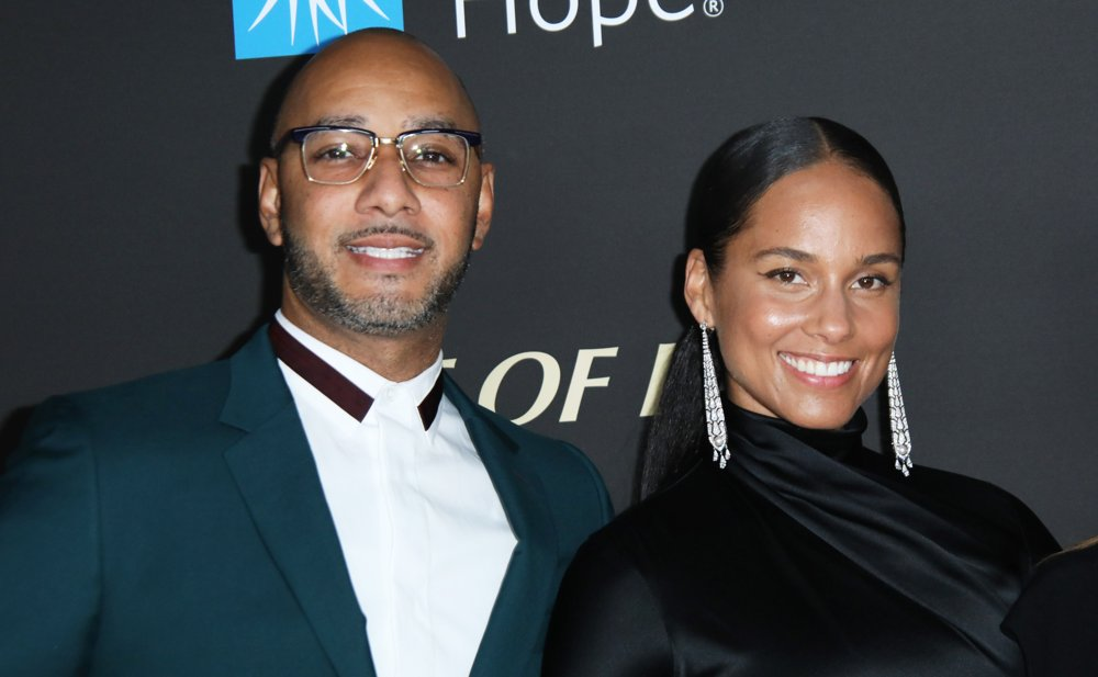 Swizz Beatz, Alicia Keys<br>City of Hope's Spirit of Life 2019 Gala - Arrivals