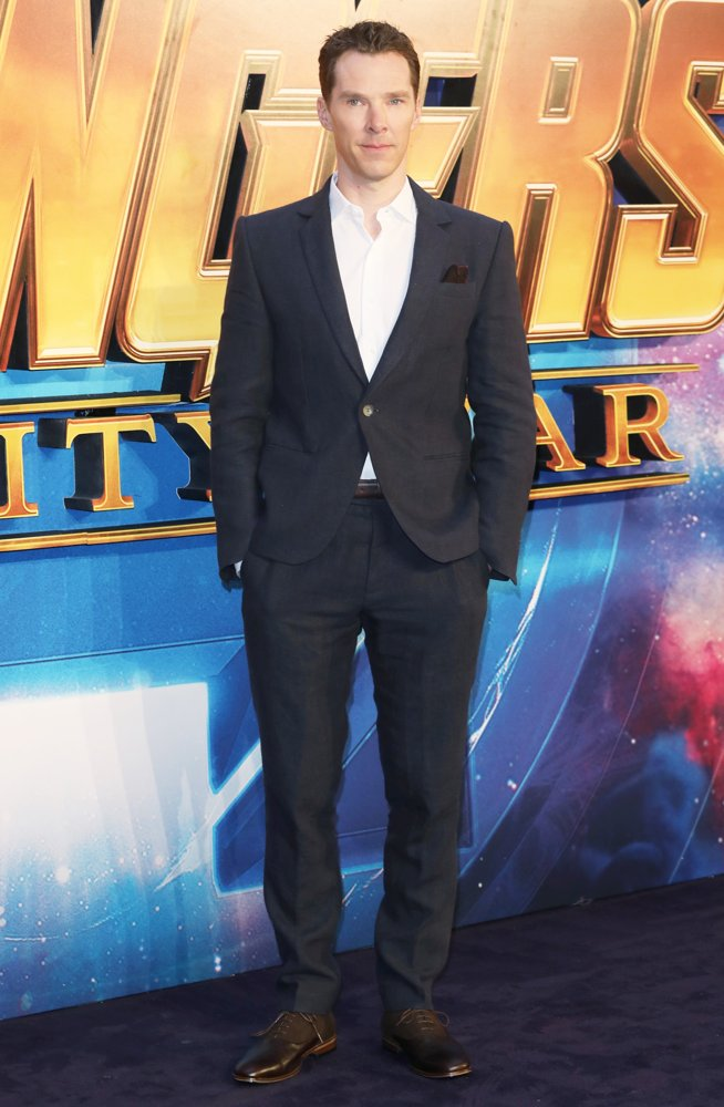 Benedict Cumberbatch<br>Avengers: Infinity War Fan Event - Arrivals