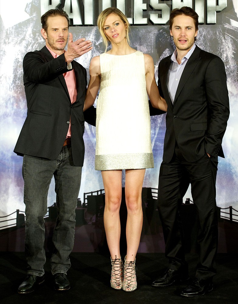 The Spain Photocall for Battleship