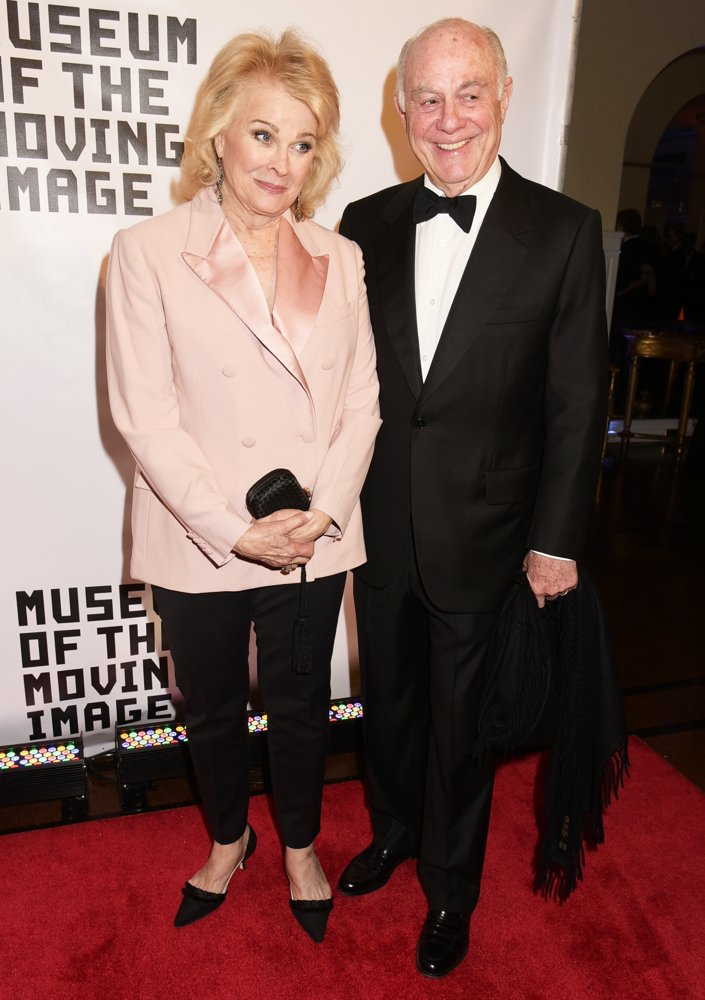 Candice Bergen, Marshall Rose<br>Museum of The Moving Image Honors Julianne Moore - Red Carpet Arrivals
