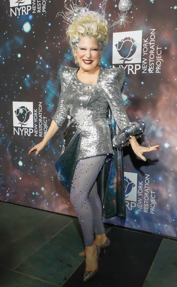 Bette Midler<br>Bette Midler's New York Restoration Project to Host 22nd Annual Hulaween Event
