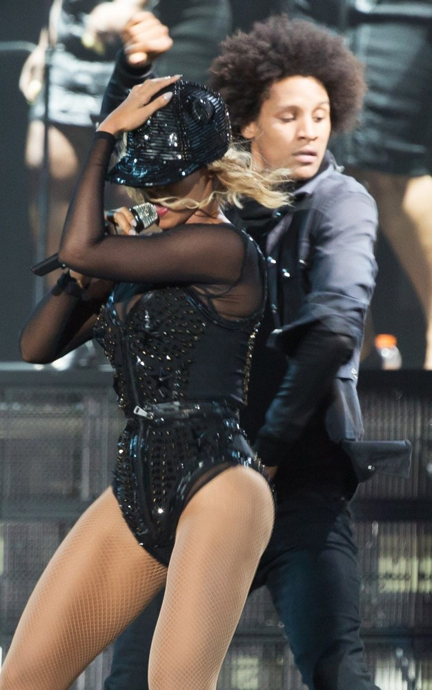 Beyonce Performs at The 2013 Made in America Festival