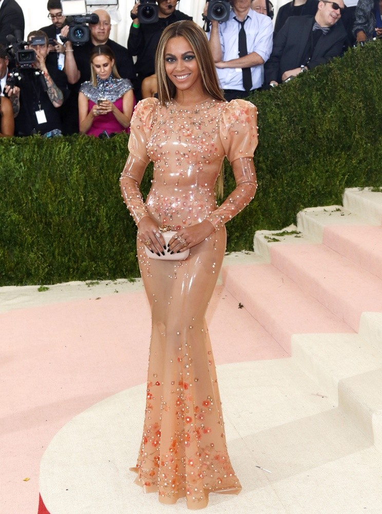 Beyonce Knowles<br>Manus x Machina: Fashion in An Age of Technology Costume Institute Gala
