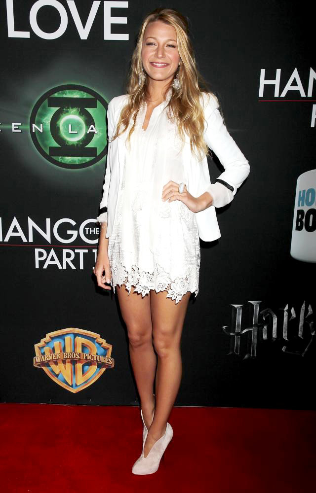 Warner Brothers Pictures Presents 'The Big Picture 2011' Event - Arrivals
