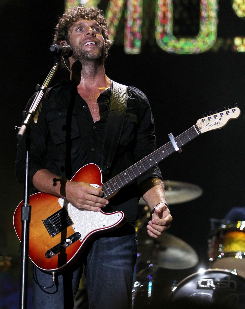 Billy Currington<br>2010 CMA Music Festival Nightly Concerts - Day 3