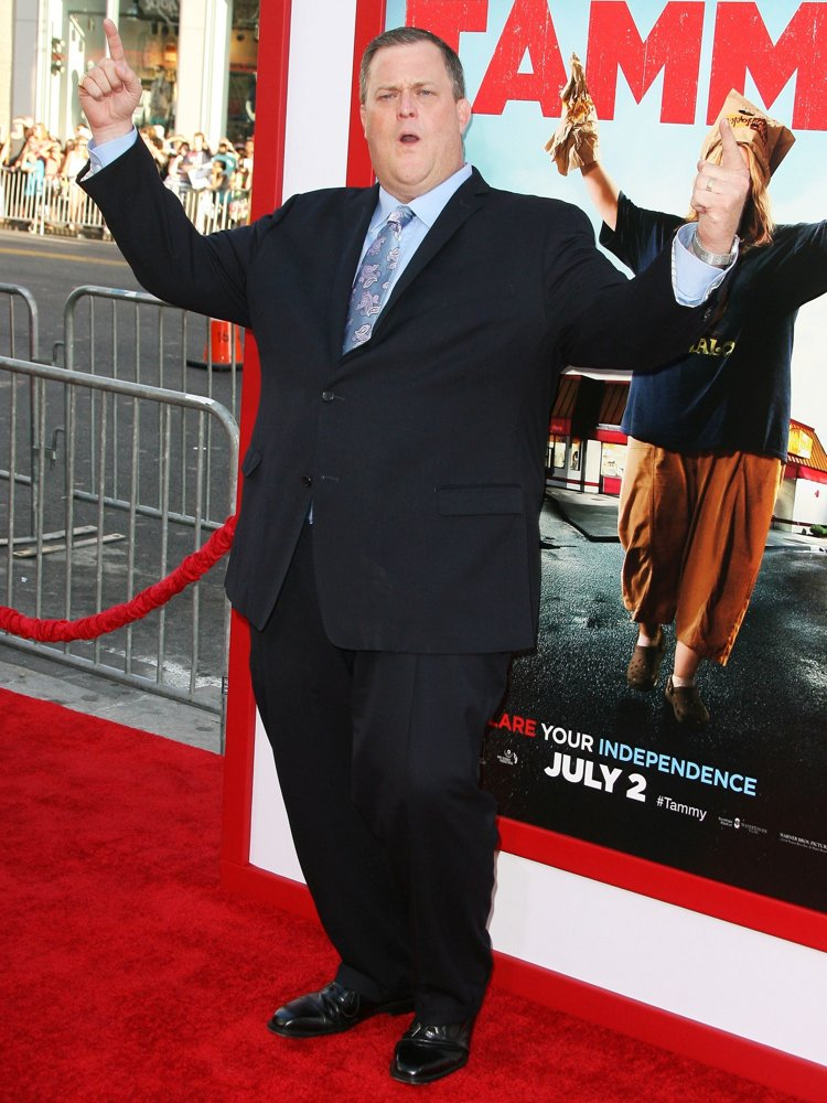 Billy Gardell<br>Los Angeles Premiere of Tammy - Arrivals