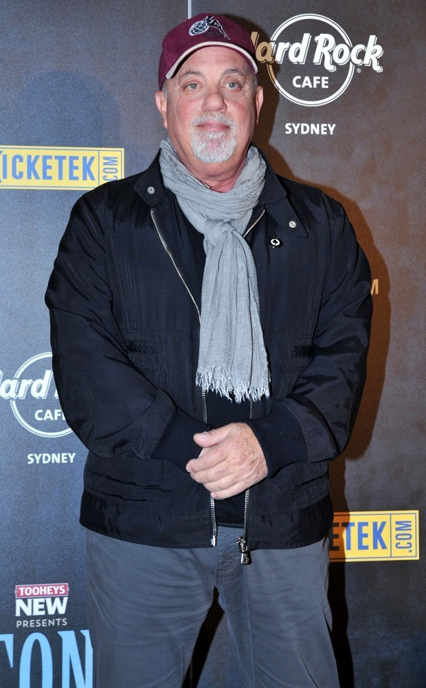 Billy Joel<br>Stone Music Festival 2013 - Photocall