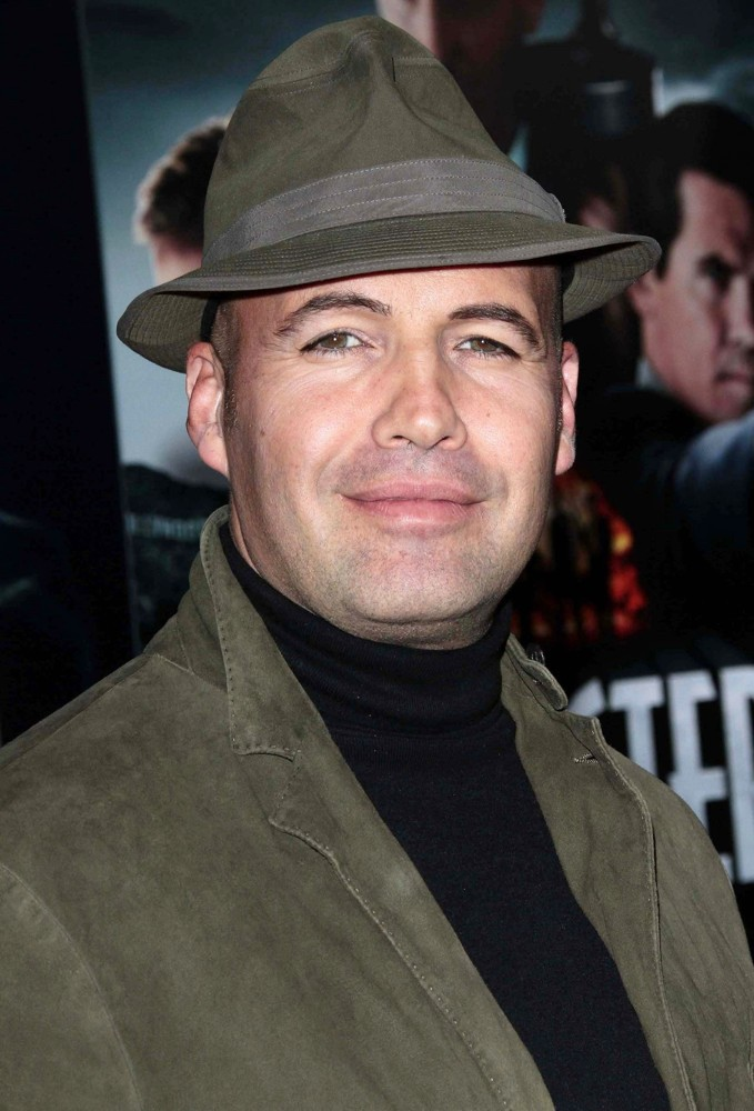 Billy Zane<br>The Los Angeles World Premiere of Gangster Squad - Arrivals
