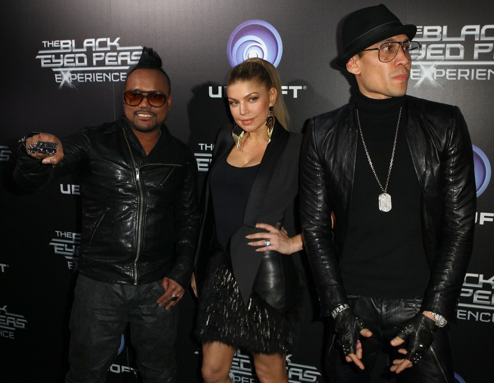 Black Eyed Peas Experience Launch Party Presented by Ubisoft
