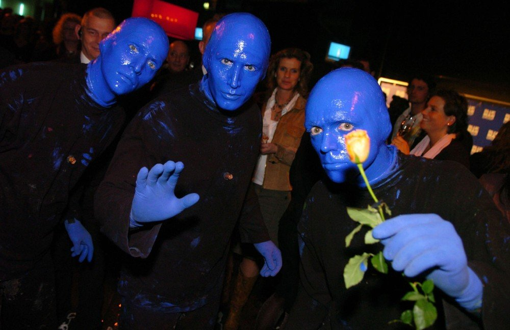 Blue Man Group Video Downloads 11