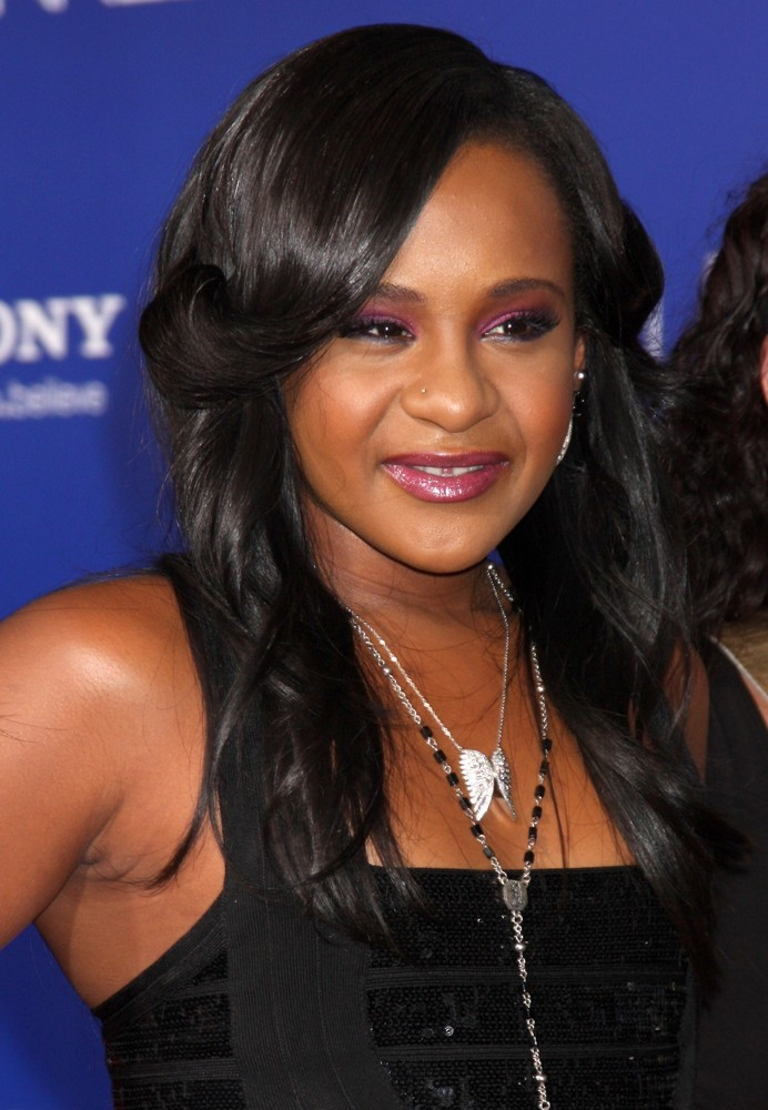 bobbi kristina brown premiere