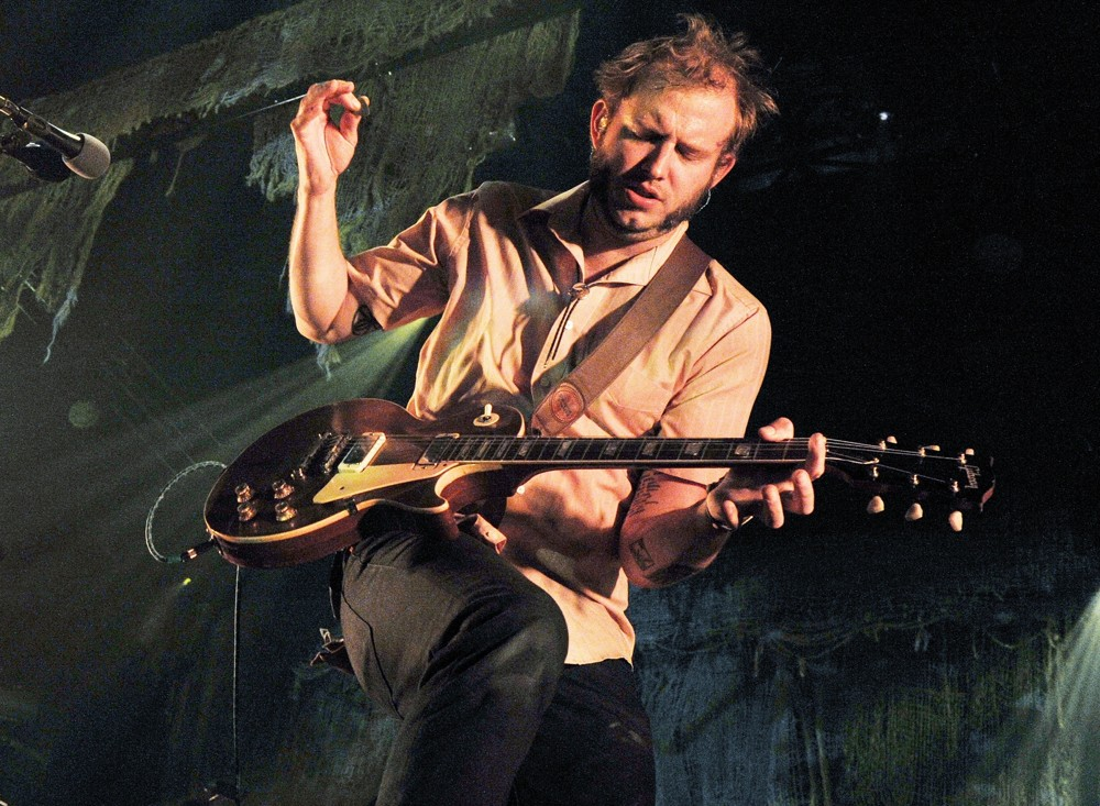 Bon Iver<br>Bon Iver Perform During The 37th Paleo Festival Nyon