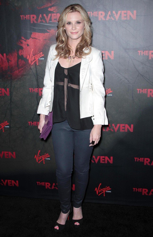 Bonnie Somerville<br>Special Screening of Relativity Media's The Raven - Arrivals