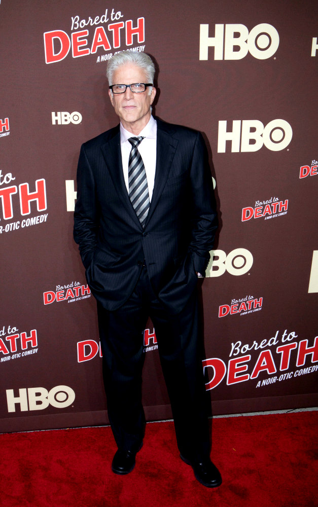 "Premiere of ""Bored to Death"" Season 2 - Arrivals"