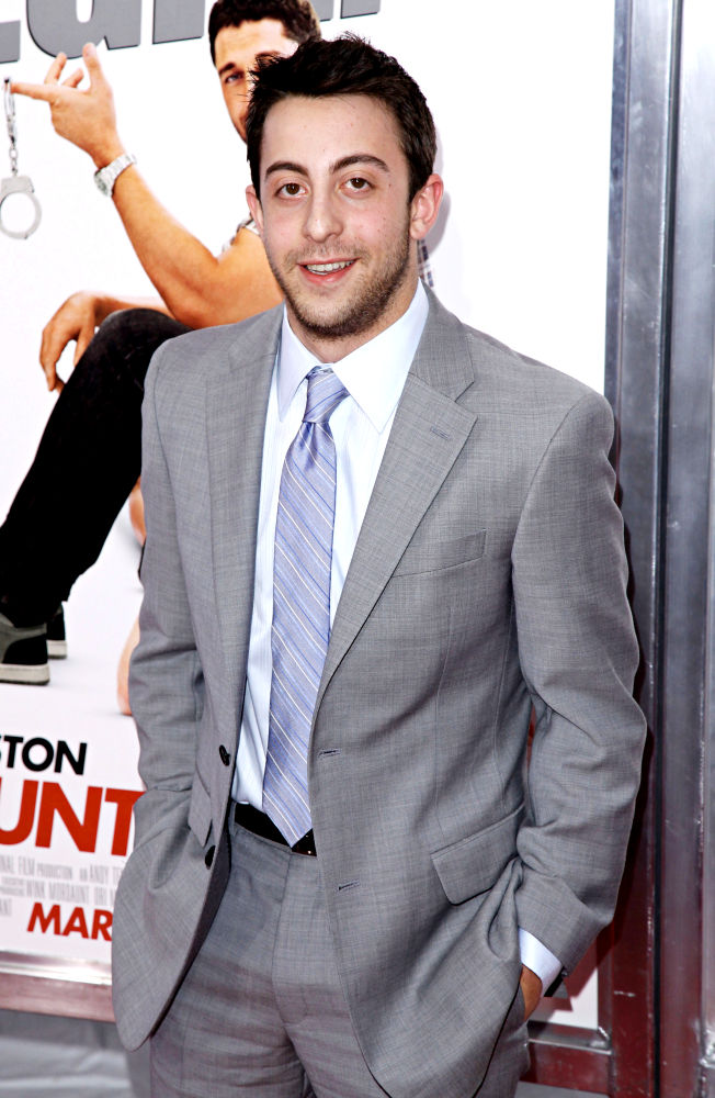 Adam Rose<br>Premiere of 'The Bounty Hunter' - Arrivals