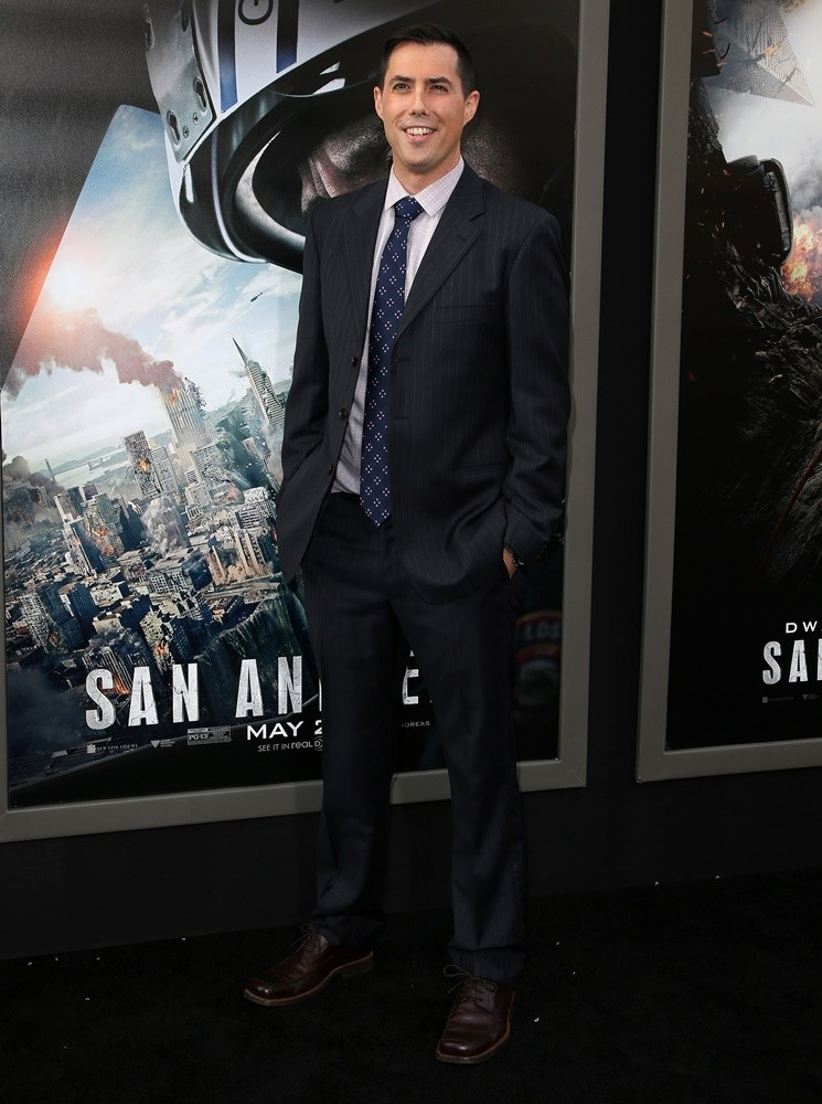 Brad Peyton<br>Los Angeles Premiere of San Andreas