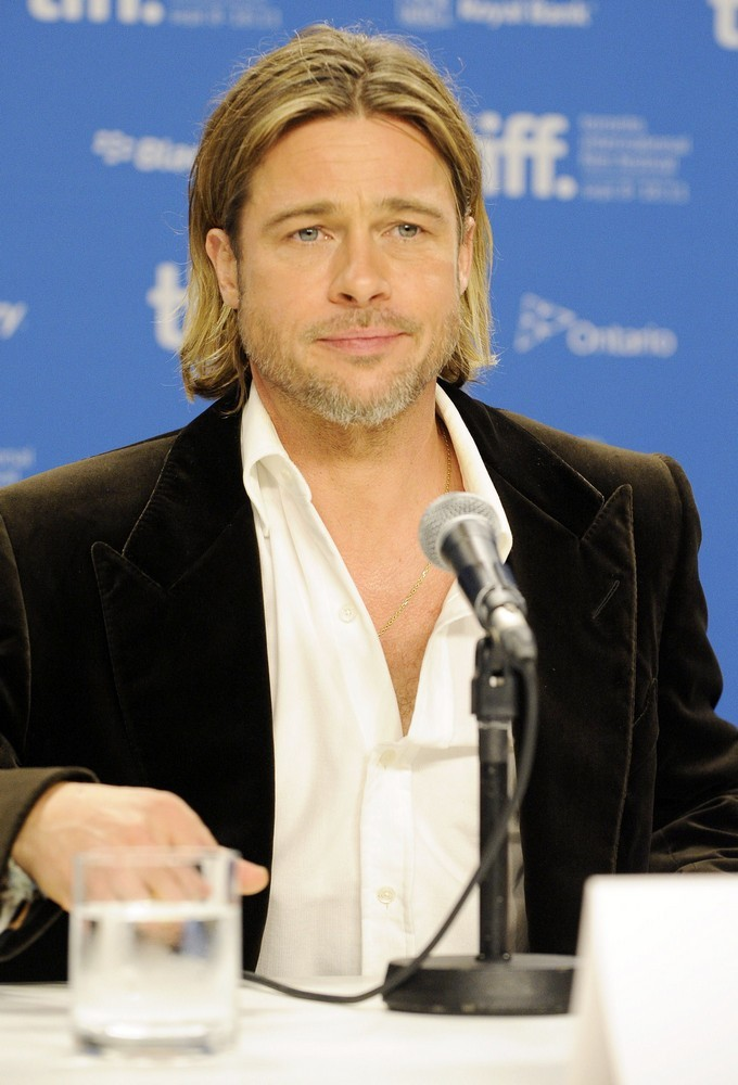 36th Annual Toronto International Film Festival - Moneyball - Press Conference