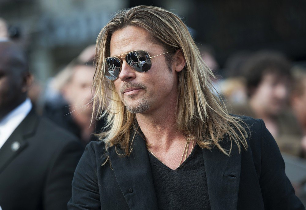 Pictures of Brad Pitt in World War z Brad Pitt Picture 347 uk