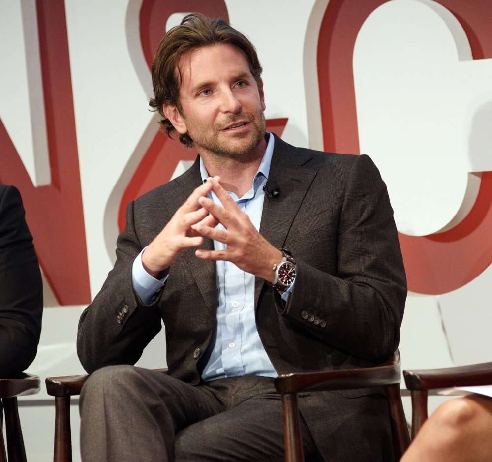 Bradley Cooper<br>Town and Country Philanthropy Summit