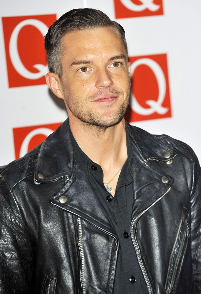 Brandon Flowers, The Killers<br>The Q Awards 2012 - Arrivals