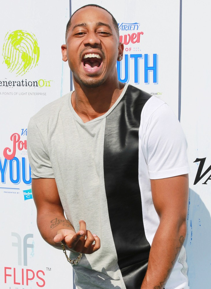 Brandon T. Jackson<br>Variety's 7th Annual Power of Youth Event Presented by Hasbro Inc. and GenerationOn - Arrivals