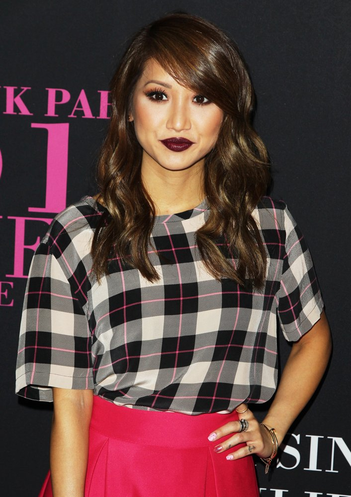 Brenda Song<br>Elyse Walker's 10 Year Anniversary Pink Party - Arrivals