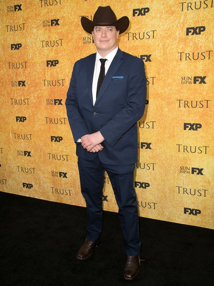 Brendan Fraser Pictures, Latest News, Videos