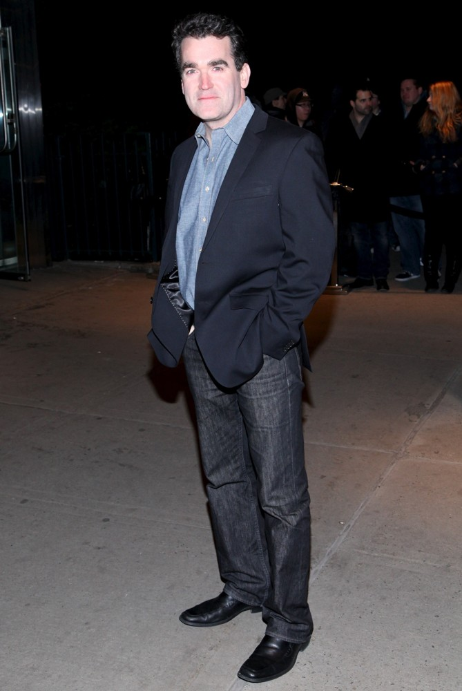 Brian d'Arcy James<br>The New York Premiere of Friends with Kids