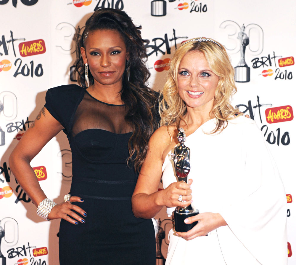 The BRIT Awards 2010 - 30th Anniversary - Press Room