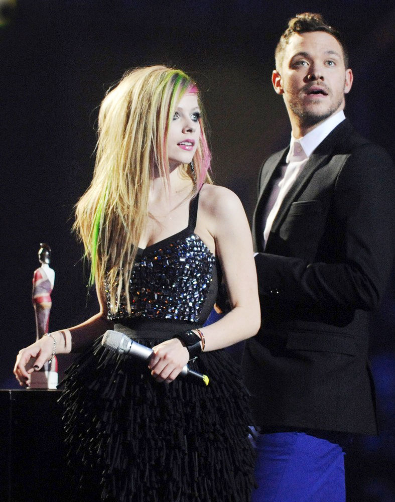 The BRIT Awards 2011 - Inside