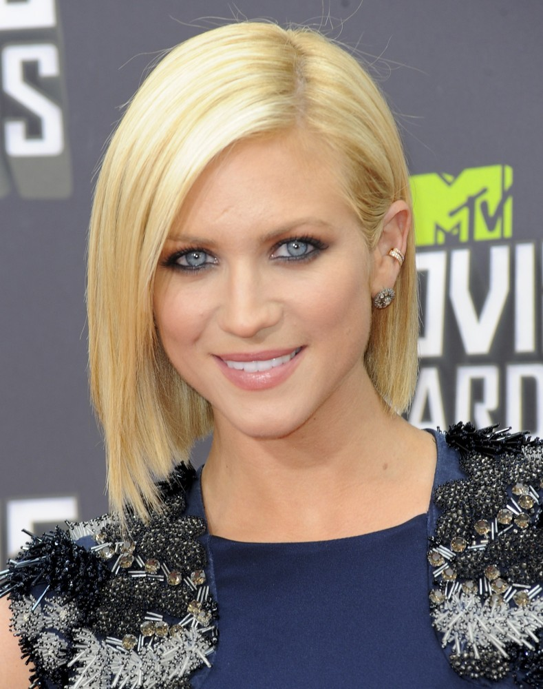 Brittany Snow<br>2013 MTV Movie Awards - Arrivals