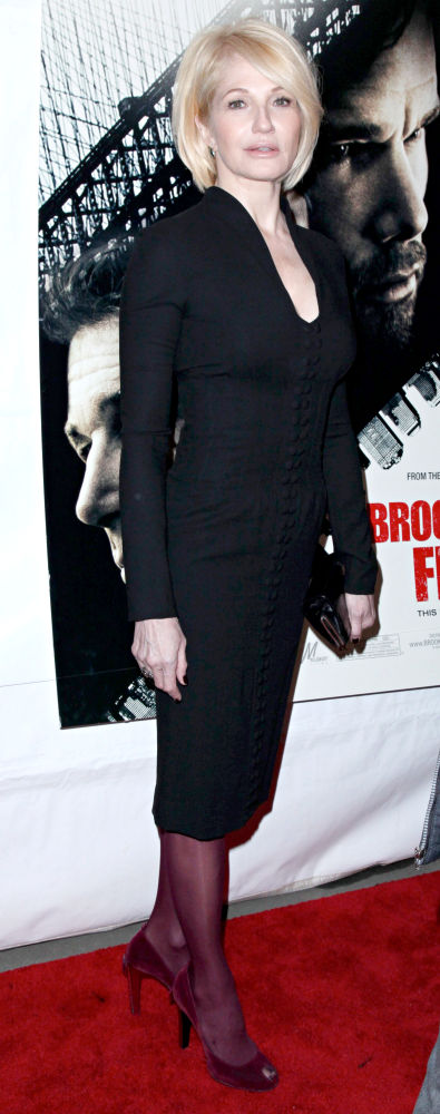 New York Premiere of 'Brooklyn's Finest'