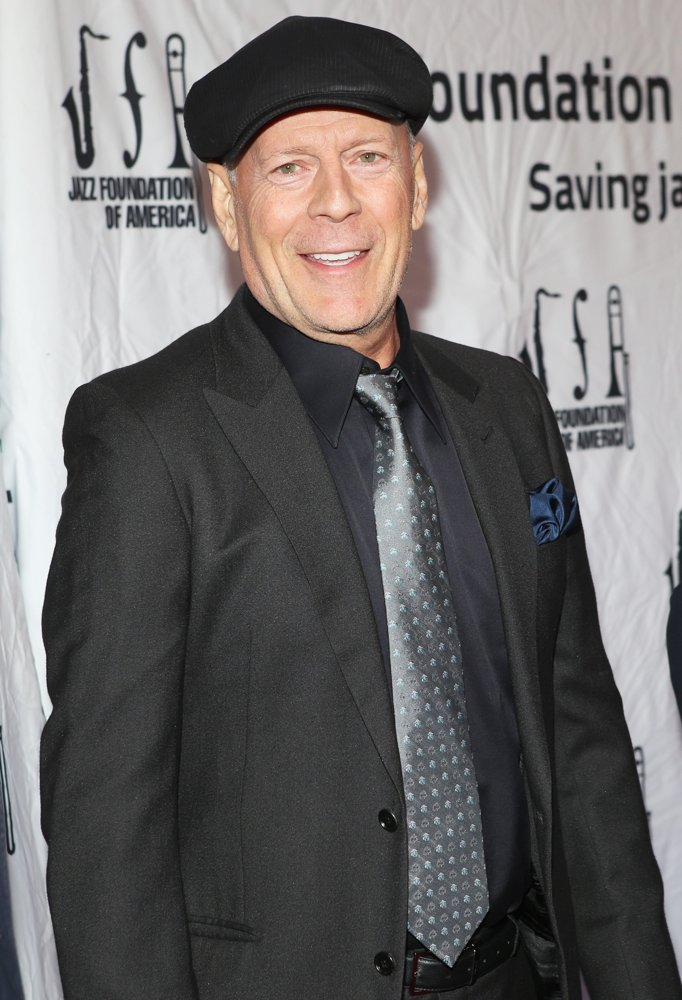 Bruce Willis<br>Jazz Foundation of America 16th Annual Gala A Great Night in Harlem