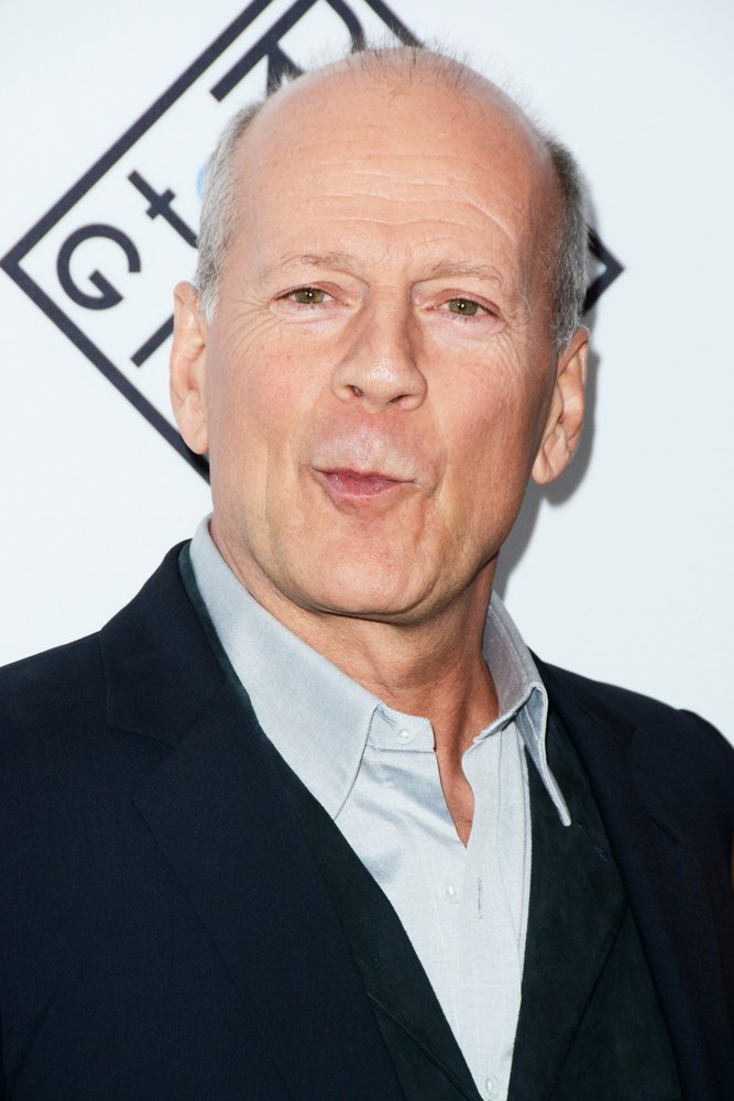 Bruce Willis<br>2016 Room to Grow Spring Benefit - Red Carpet Arrivals