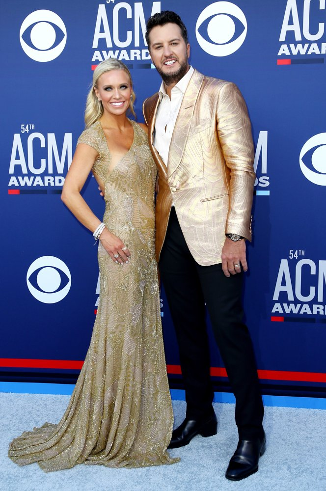 Luke Bryan<br>54th Academy of Country Music Awards - Arrivals