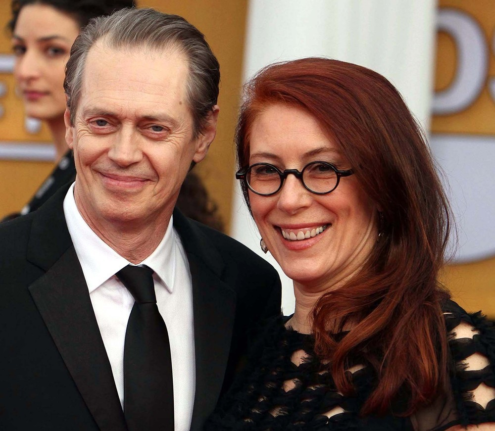Steve Buscemi, Jo Andres<br>19th Annual Screen Actors Guild Awards - Arrivals