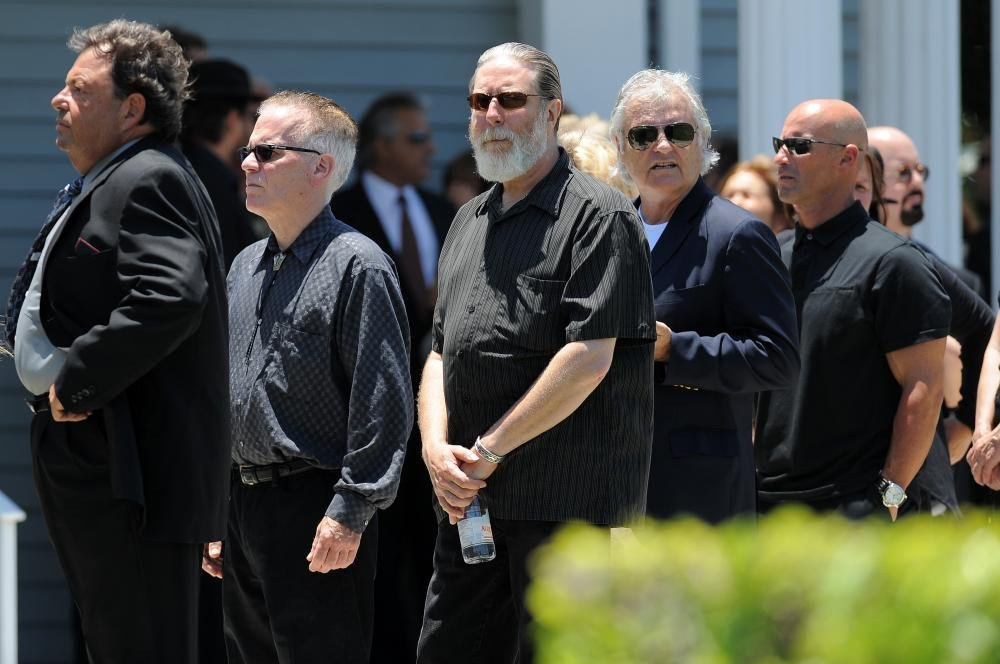 A Private Memorial Service for Clarence Clemons of The E Street Band