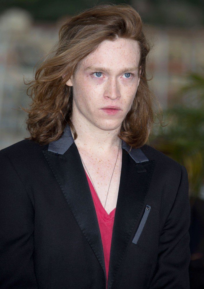 Caleb Landry Jones<br>Antiviral Photocall - During The 65th Annual Cannes Film Festival