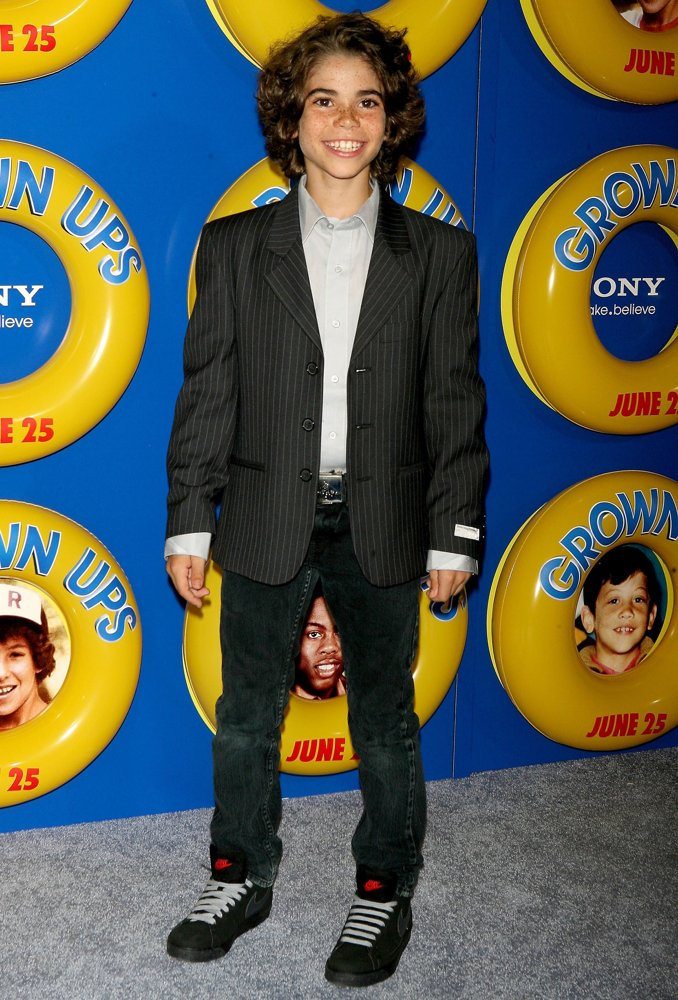 Cameron Boyce<br>New York Premiere of Grown Ups - Arrivals