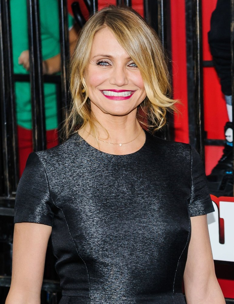 Cameron Diaz<br>New York Premiere of Annie - Arrivals