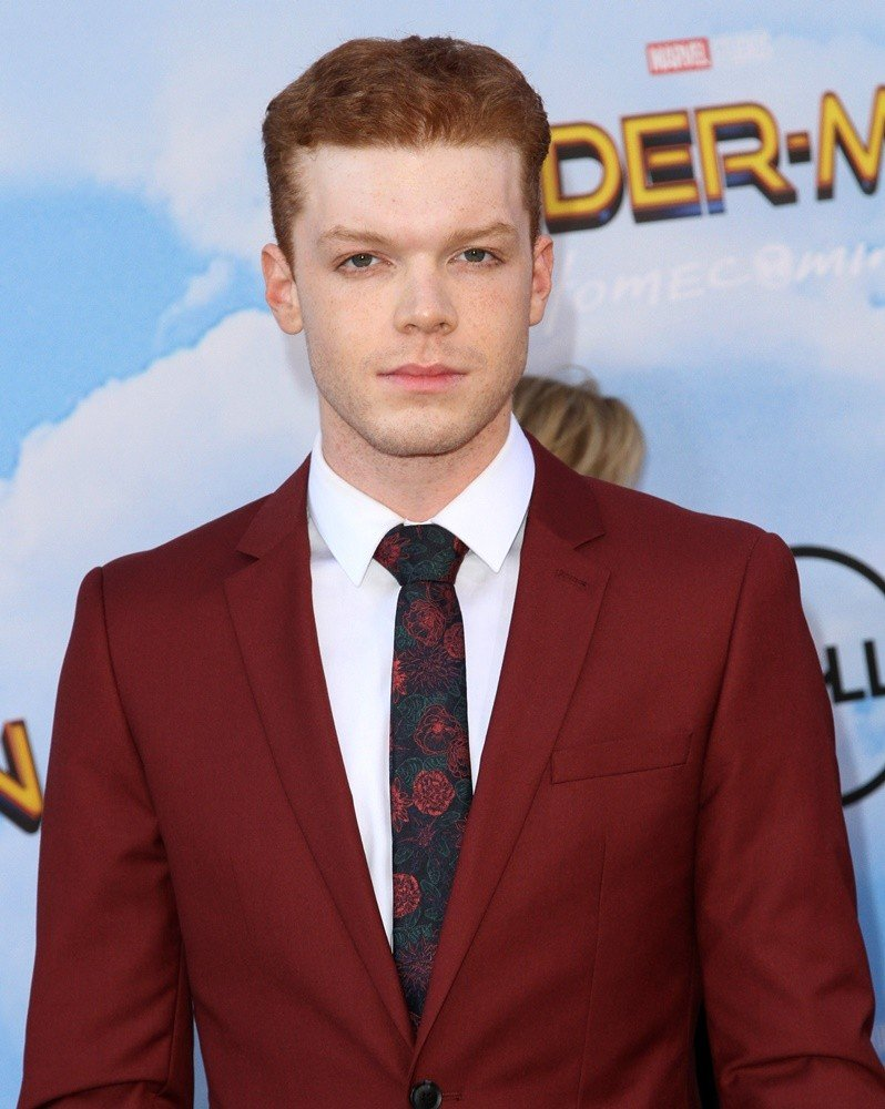 Cameron Monaghan<br>Los Angeles Premiere of Spider-Man: Homecoming